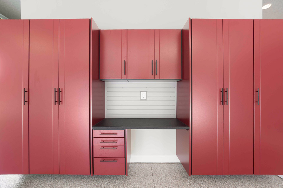 Custom Garage Cabinets | Tampa Bay, St. Petersburg, Clearwater, Brandon, Bradenton, Sarasota